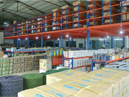 惠州閣樓貨架定制,惠州平臺貨架-惠州市納森貨架設備有限公司