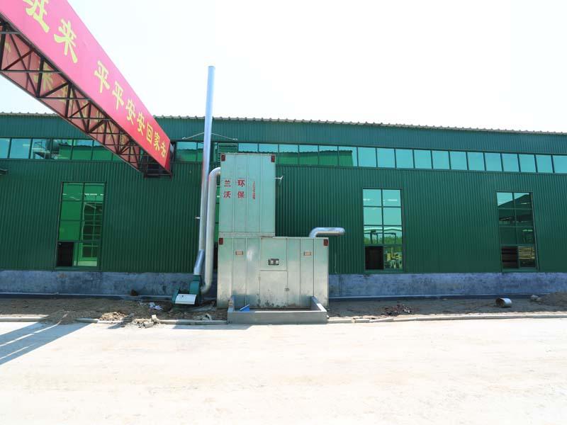 江西木业除尘器_兰沃环保设备有限公司直销木业除尘器