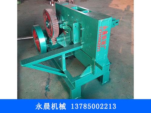 湛江加工60型圆钢切断机的价格|公司资讯-永年县永晨机械厂
