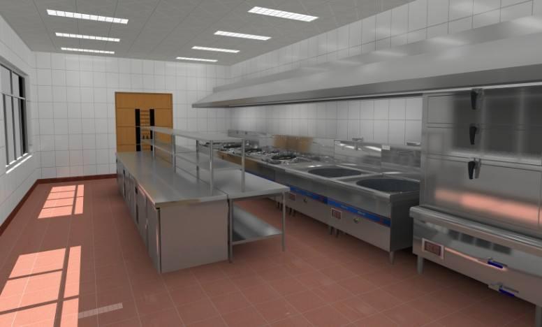 浙江厨房设计公司 价格合理的厨房设计