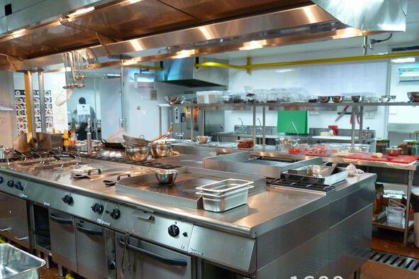 找厨房设计就找伍味餐饮有限公司_创意好,厨房设计信息
