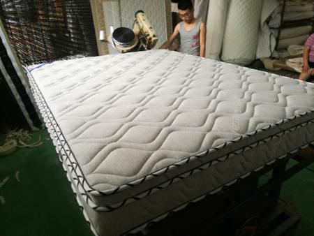 咸阳星级宾馆床垫供应商-想买高品质宾馆床垫就到加得宝家居