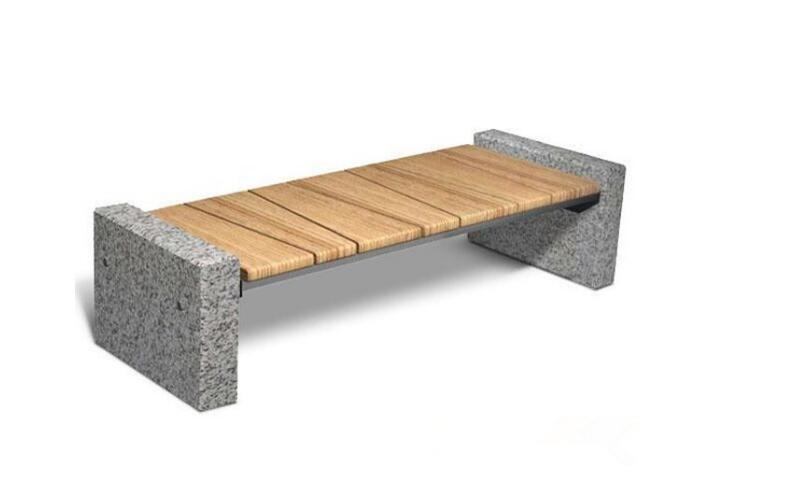 报价合理的公园椅出售,新款石木椅