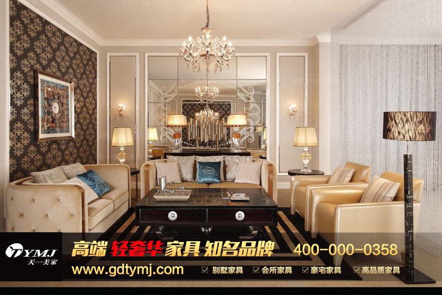 惠州订做欧式家具-广东天一美家家居集团有限公司