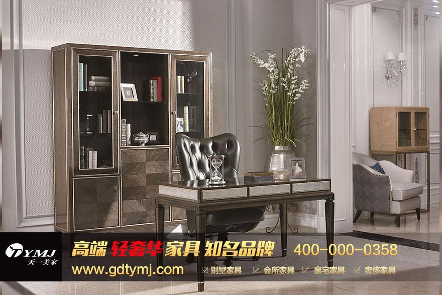 近期销售比较火的广东欧式家具哪家好 别墅家具