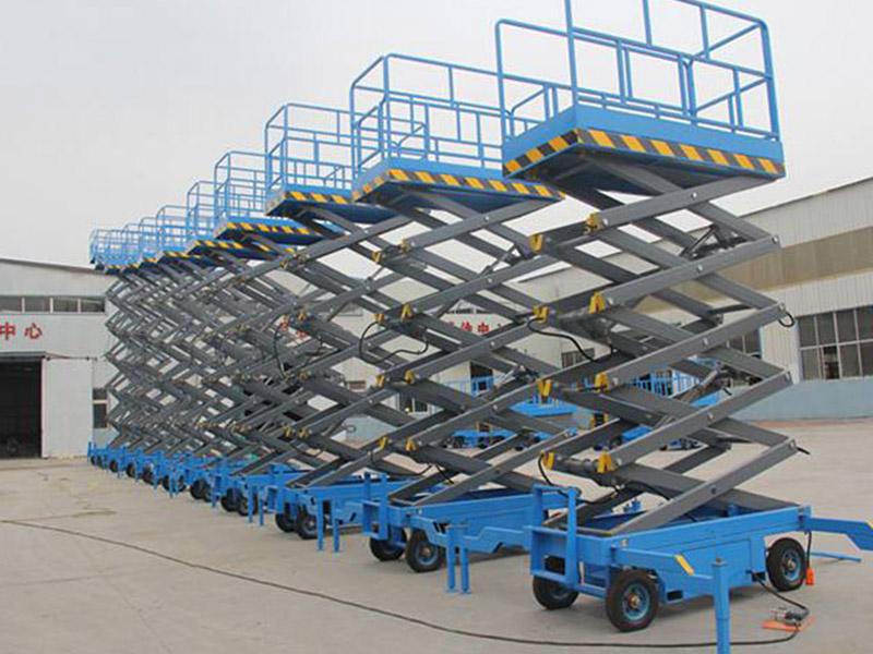 淮南移动式液压升降平台厂家_选购质量好的移动式液压升降平台就选思诺特升降机械