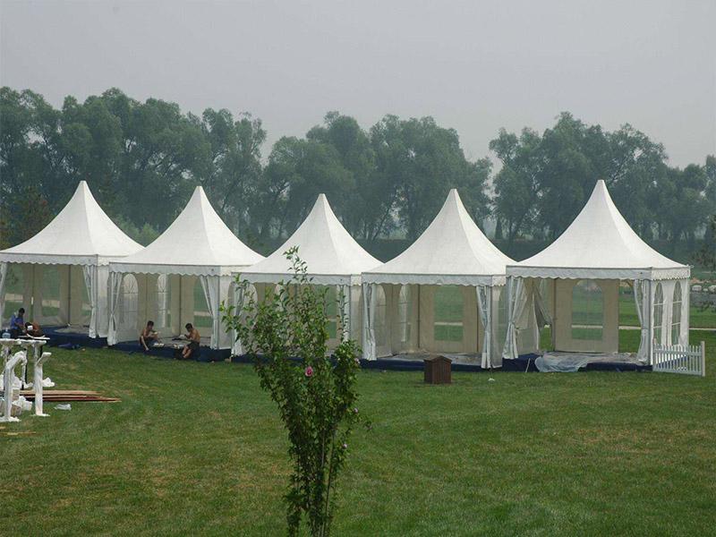 浙江活动篷房施工-活动篷房建造找合富膜结构