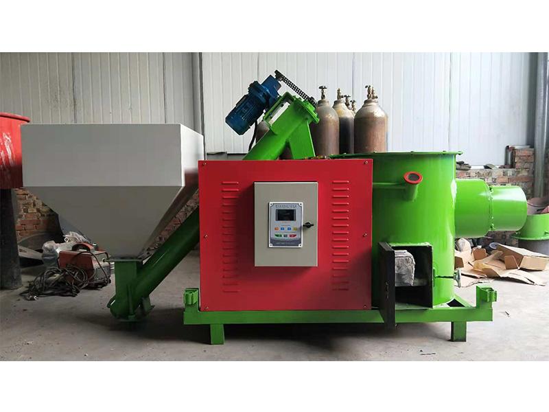 混燃机供应厂家|供应河北质量好的生物质颗粒燃烧机