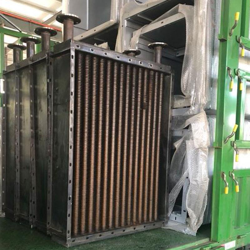 买烘干器专用散热器到程祥翅片焊管厂——批发工业蒸汽散热器