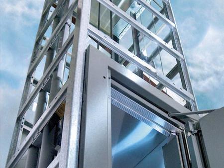乌鲁木齐导轨式升降货梯哪个牌子好-供应乌鲁木齐实惠的新疆货梯