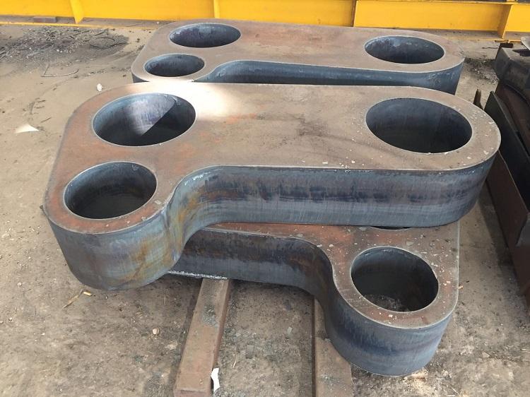 Q235B特厚钢板切割数控件|江苏有口碑的钢板切割加工公司