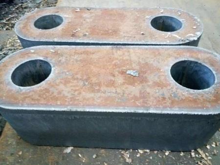 钢板下料_特厚钢板切割