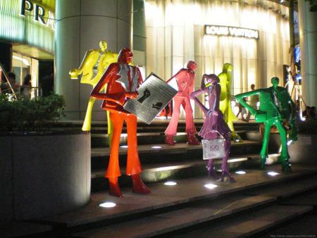 【雕塑知识】玻璃钢雕塑工艺制作流程介绍