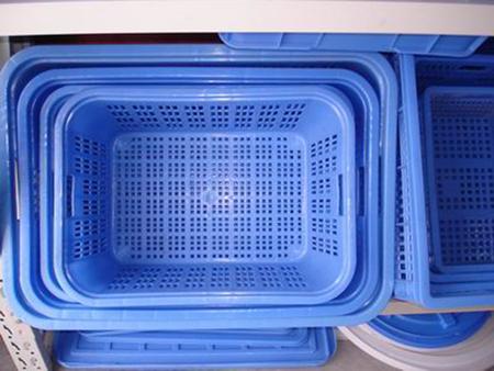 【兴丰塑胶】烟台塑料周转筐 烟台塑料周转箱 烟台塑料制品