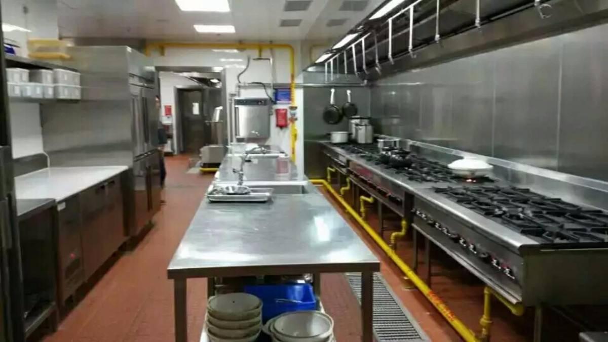 广东专业的酒店工程推荐-食堂厨房设备