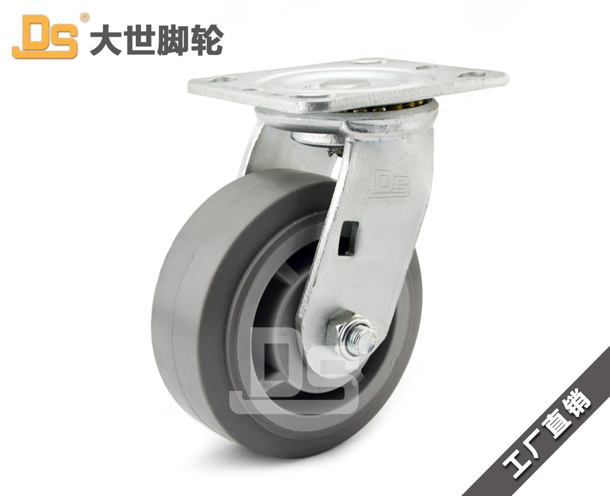青島靜音腳輪批發價格|大世腳輪供應質量好的靜音腳輪