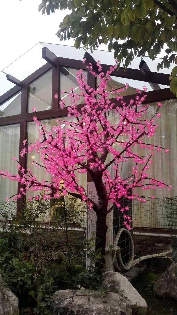 LED树灯图片_河北书灯供应批发