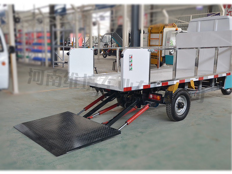 质量硬的垃圾桶运输车推荐_安徽运桶车