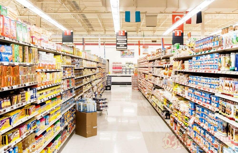 超市货架_超市货架厂家_超市货架订做