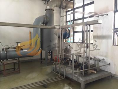 江蘇奧立價格劃算的廢氣廢液兩用焚燒爐出售 rto焚燒爐價格