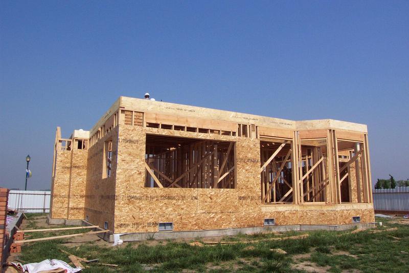 新式的轻型木结构木屋供应_新款轻型木结构木屋