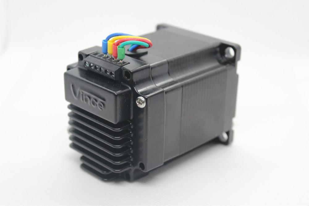 微型步进电机驱动控制器一体机套装开环57电机驱动器