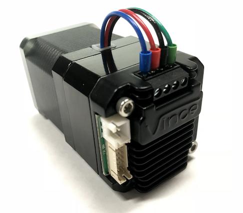 微型步进电机驱动控制器闭环42电机驱动器步进伺服一体机套装