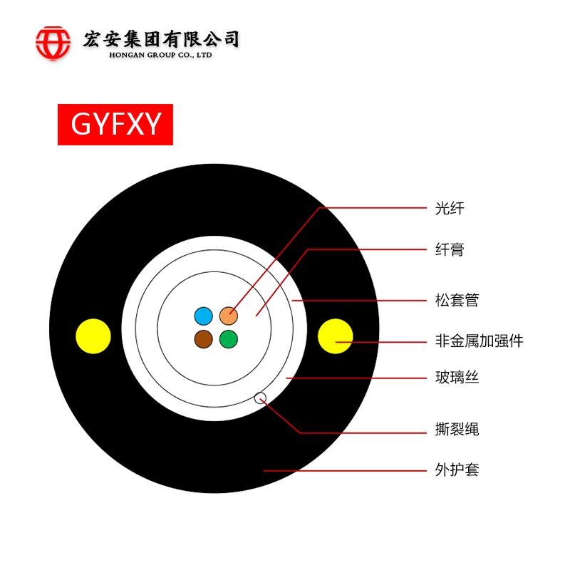 要买品质好的GYFXY就到宏安集团-实用的通讯光缆