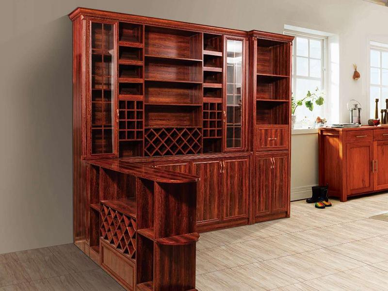 亿嘉朗-全铝橱柜、全铝家居定制、全铝酒柜、铝合金橱柜