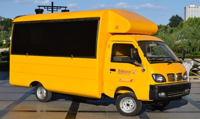 青岛电动售货车-想买优惠的电动售货车-就来吉品新能源