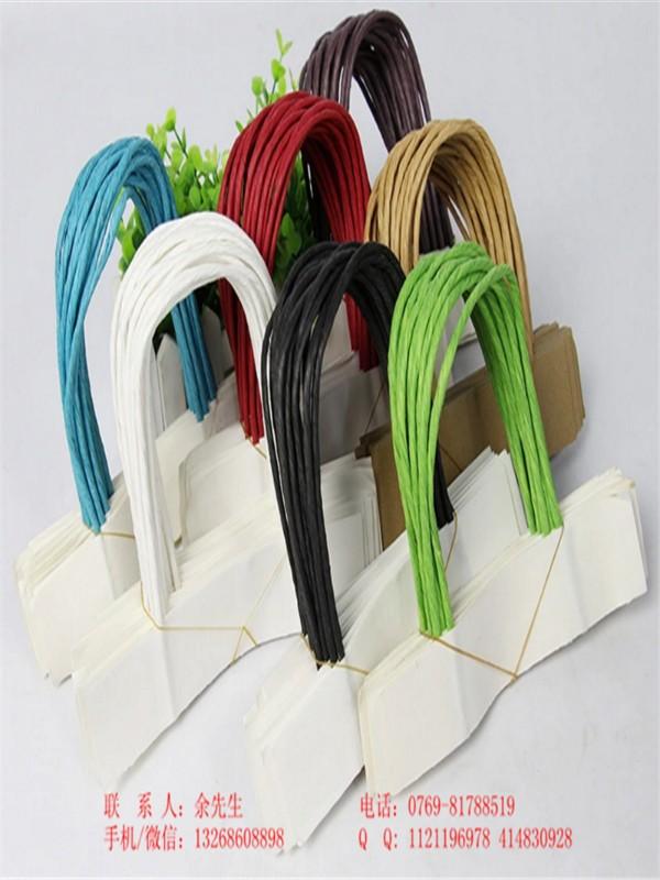 东莞纸绳手挽公司_报价合理的彩色纸袋提手