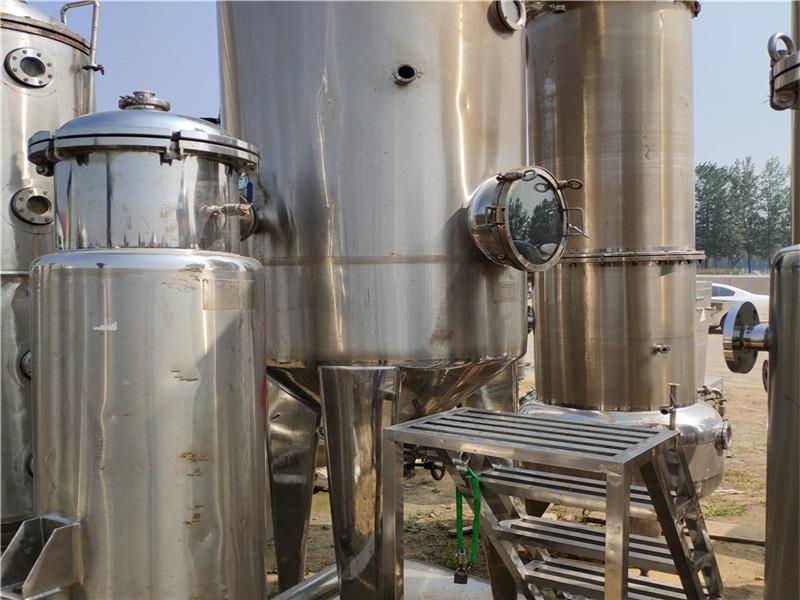 二手五效降膜蒸发器-上哪能买到好用的二手蒸发器