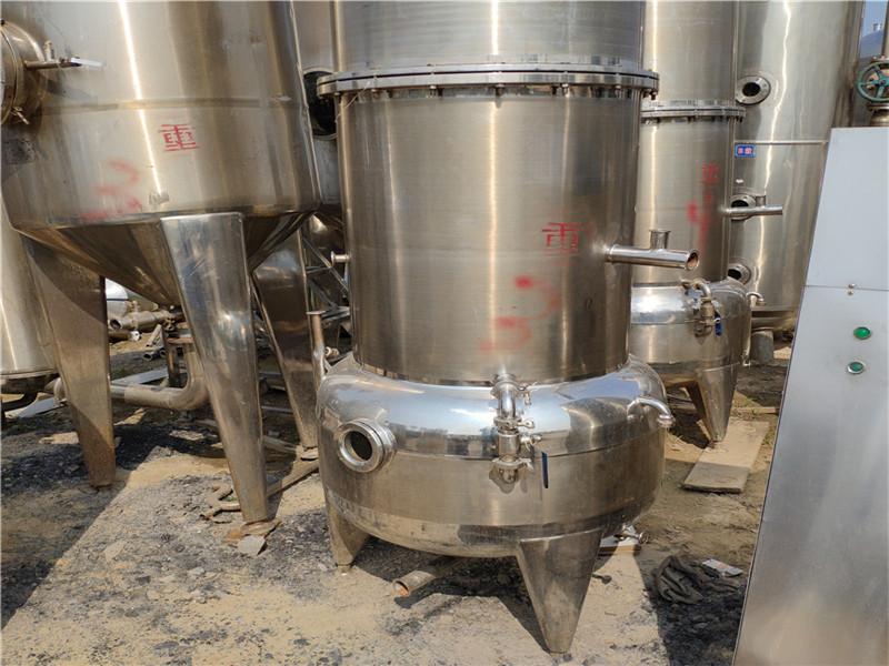 二手双效强制循环蒸发器|质量好的二手蒸发器价位