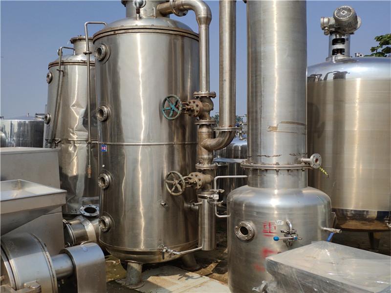 二手三效降膜蒸发器-哪里能买到高质量的二手蒸发器