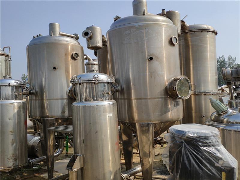 梁山鑫德设备供应的二手蒸发器要怎么买_二手蒸发器