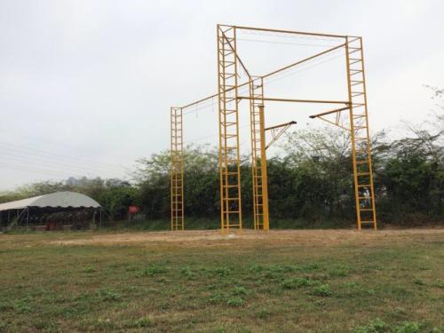 團隊素質拓展活動廣州區域可信賴的番禺悅水莊拓展基地