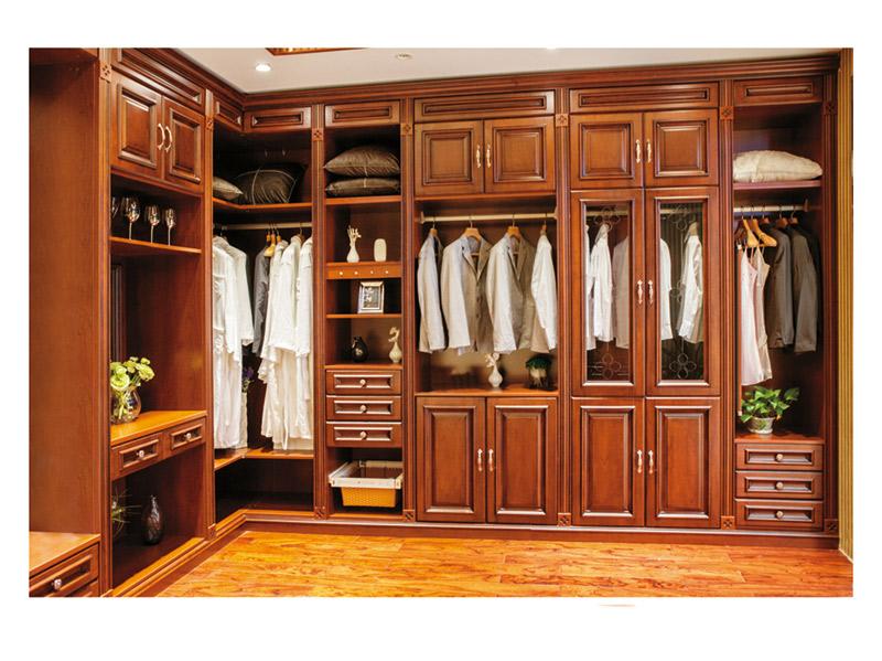 实惠的衣柜尽在金宝聚家具 郑州实木衣柜价格