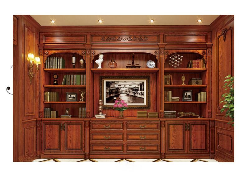 橱柜和书柜、博古架
