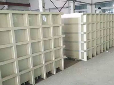 PP電鍍槽廠家-口碑好的PP電鍍槽永源環保供應