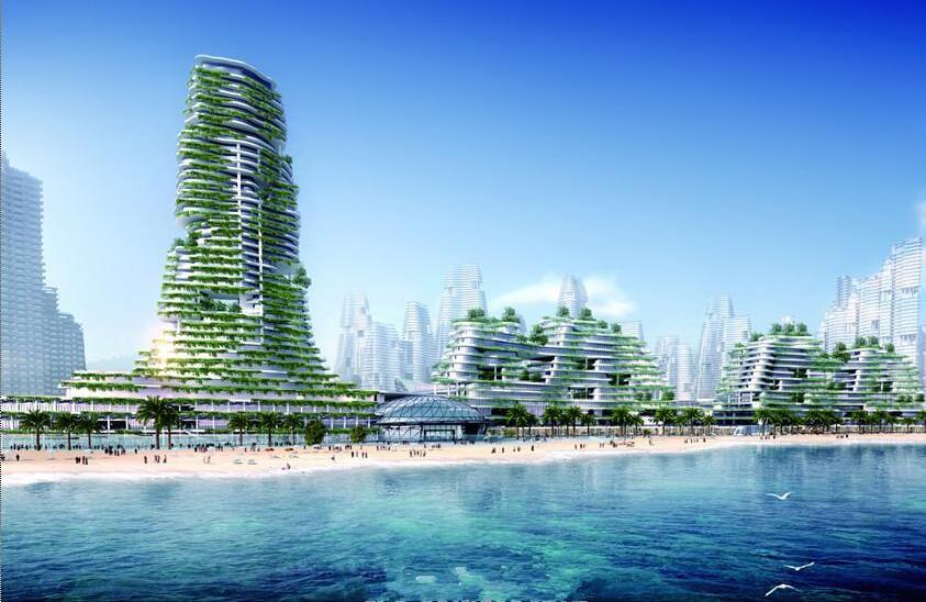 碧桂园马来西亚森林城市