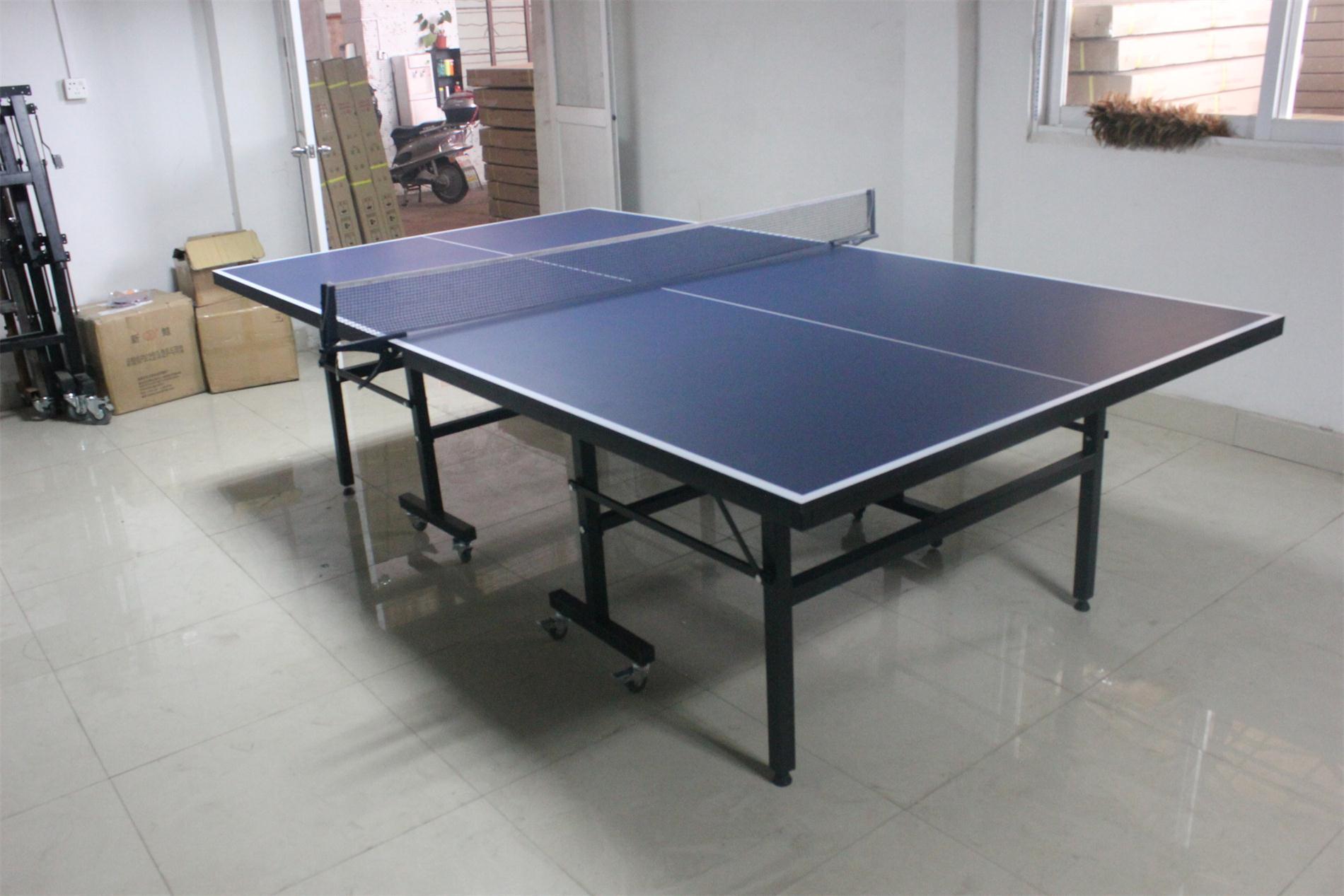 雙折移動式乒乓球臺-smc乒乓球臺廠家直銷