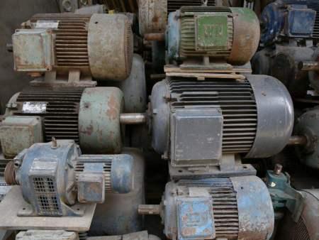 辽宁靠谱的电机回收公司|松原电机回收价格