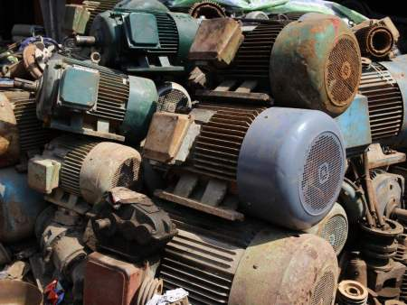辽宁专业的电机回收公司|白山电机回收多少钱