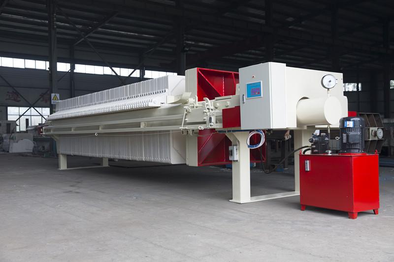 厢式自动,商砼废水站处理压滤机,就选明华牌