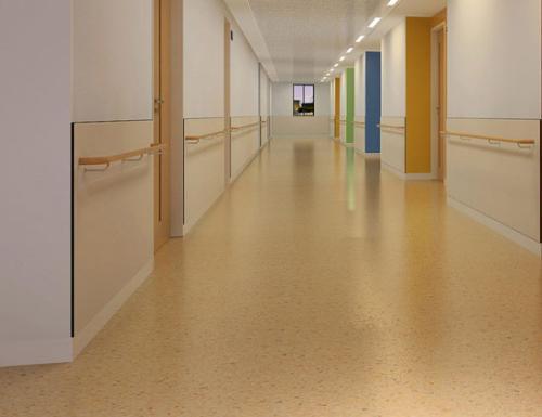 哪里有卖塑胶地板_亿佰建材医院塑胶地板您的品质之选