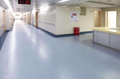 塑胶地板-亿佰建材提供的医院塑胶地板好不好