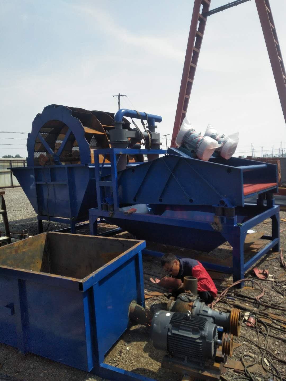 汉一机械——质量好的细沙回收机提供商 细沙回收机生产厂家