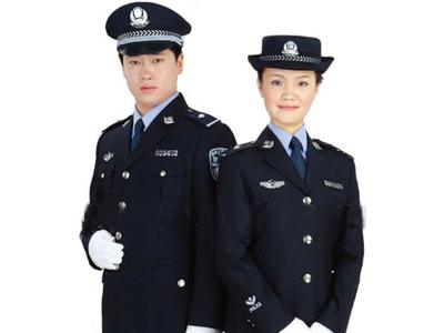 宁夏银川保安服厂商 榆林保安服厂家-银川保安服定制到全鸿服饰