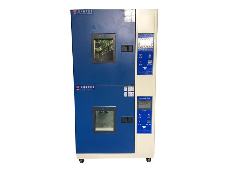 广东高低温交变实验箱报价规模大的广州长崎TK-JB系列高低温交变实验机厂家