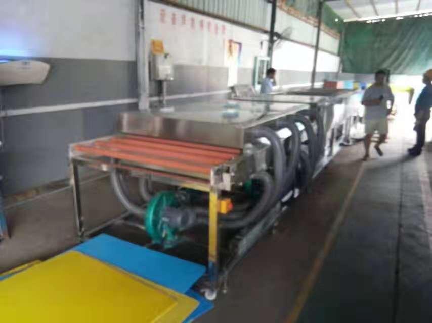 佛山塑料板清洗机厂家供应